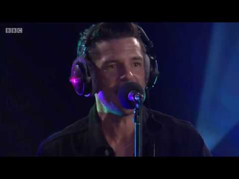 Live Lounge- The Killers