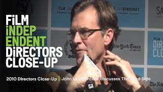 Director John Lee Hancock Discusses The Blind Side | Director's Close-Up 2010