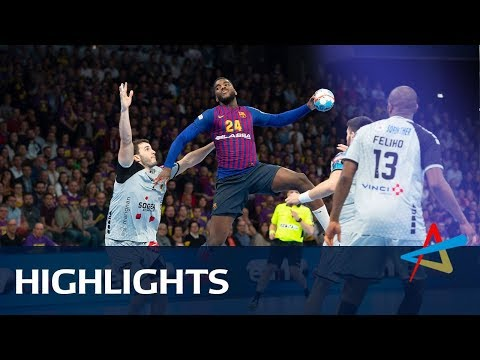 Highlights | Barca Lassa vs Nantes | VELUX EHF Champions League 2018/19