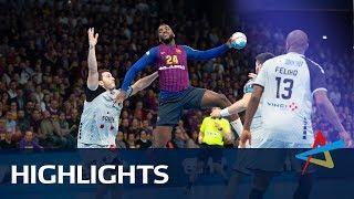 Highlights | Barca Lassa vs Nantes | VELUX EHF Champions League 2018/19