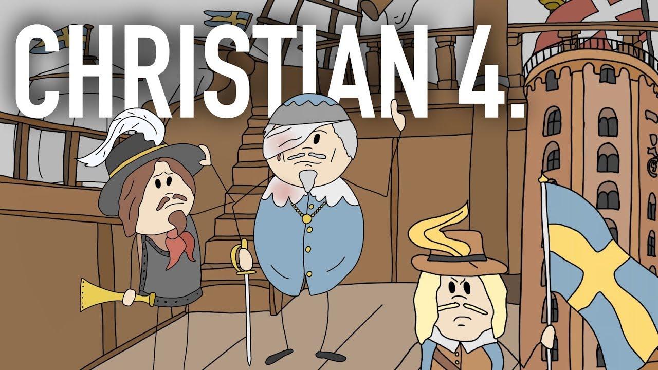 Christian 4. - På sporet af historien