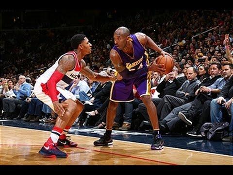 Kobe Bryant zabio 31 koš Wizardsima