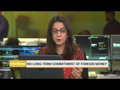 No Long-Term Commitment For Foreign Money