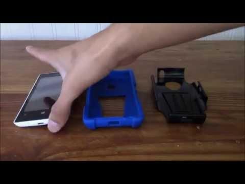 Nokia Lumia 521 Case Review