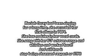Mariah Carey - amazing