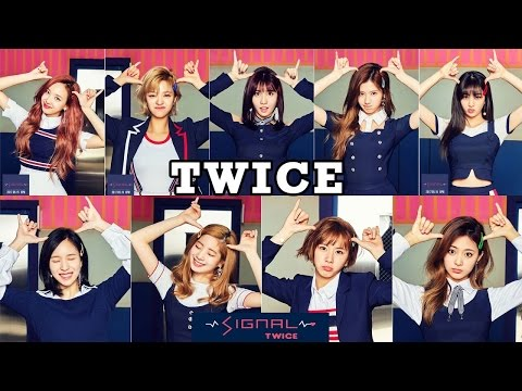 TWICE - SIGNAL 1 HOUR VERSION/1 HORA/ 1 시간