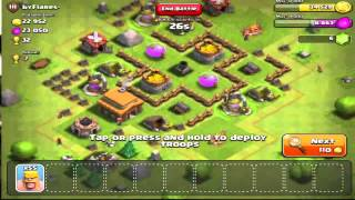 Clash of Clans! Let's Raid Ep.2 - Moving positions!