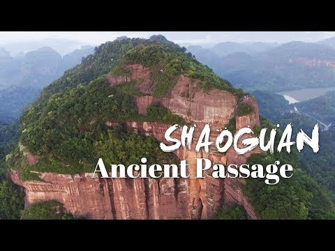 Shaoguan: Reviving Hakka culture through the ancient passage