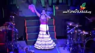 Guelaguetza 2014: Lila Downs en Concierto