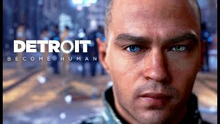 "DETROIT BECOME HUMAN - ""MARKUS"" Smooth Game Movie (Confrontation way)"