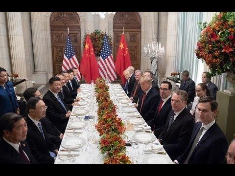 """《石涛聚焦》习近平用90天完全改变18年赖以成功的手段 可能吗?党与国家分离 可以!王毅党媒高调宣称""""胜利""""掩盖90天期限与习近平承诺 与白宫声明全不同 学习朱熔基玩弄WTO 疯狂宇宙玩儿一把"""