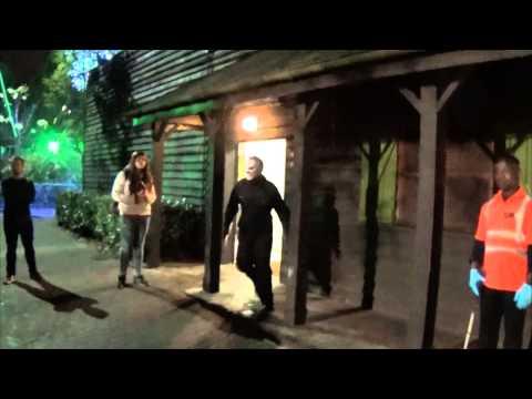 Thorpe Park Frights Nights Vlog October 2014