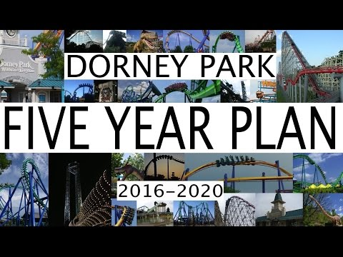 Dorney Park 5 Year Plan 2016 - 2020 Future Attractions - YouRepeat