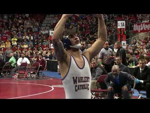 2018 Iowa High School Wrestling Tournament Highlights