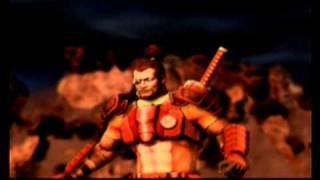 Neo Contra PS2 Movie 11 Don