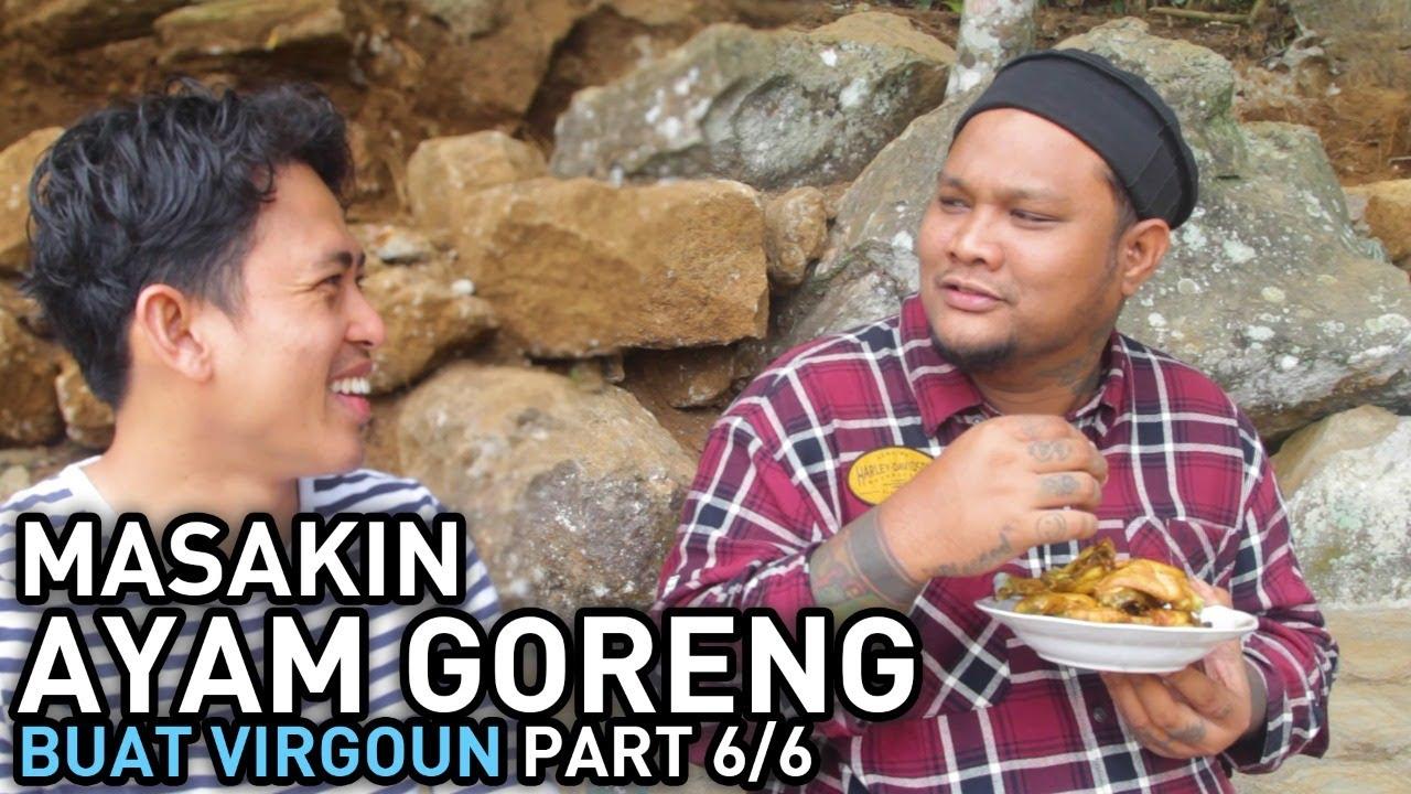 Gantian Ditantanganin Virgoun Masak Pas #CampingBareng. Enak??! | Part 6/6