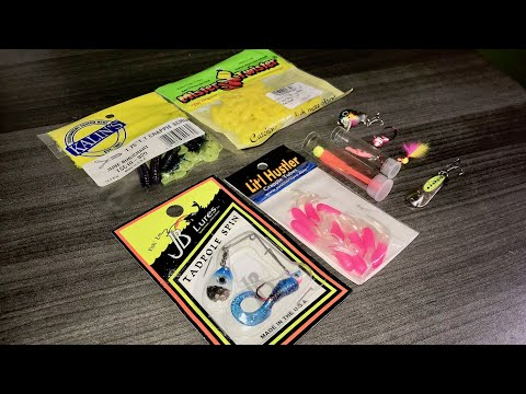 Tackle Tip Tuesday - Top 10 Bluegill Fishing Lures