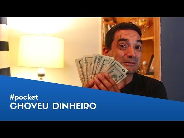 Choveu Dinheiro - Pr. Ailson Ferreira - #Pocket S01E01