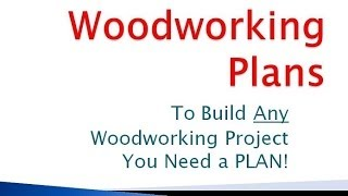 Woodworking Plans || Best Step-by-step  Woodworking Plans