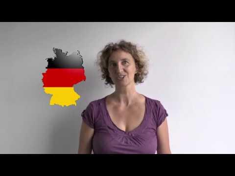My favourite things in    German