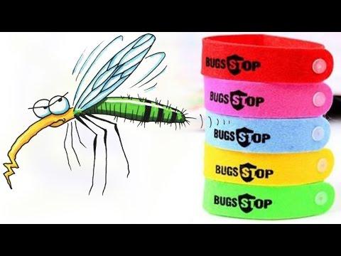 Браслет от комаров из Китая с AliExpress Bugs Stop BUGSLOCK Gardex Baby Mosquito