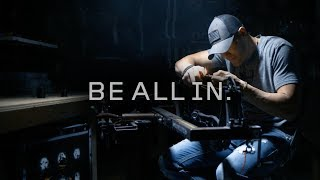 BE ALL IN: Levi Morgan