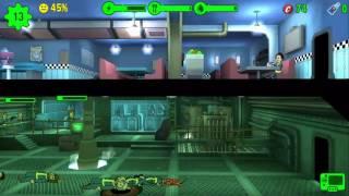 Баг в Fallout Shelter - Бессмертные жители