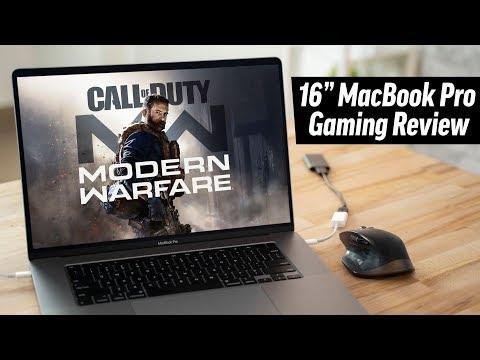 """16"""" MacBook Pro Gaming Review - Modern Warfare At 1440P!"""