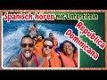 Spanisch Hörverstehen A2 - Reise in der Dominikanischen Republik 2018 - mit Untertiteln auf Deutsch
