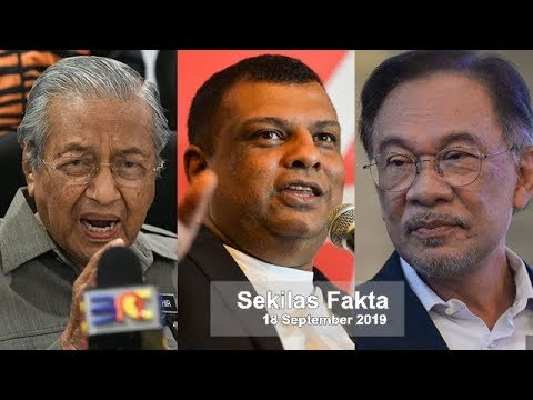 Tiada pihak lobi jawatan PM, Padam api atau dikenakan tindakan,  Tony Fernandes letak jawatan