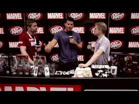 David Boreanaz Interview - Geek Week Special