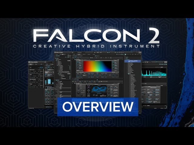 UVI Falcon 2 Crack + Torrent [Mac&Win] 2020 Free Download