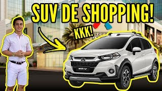 5 SUVs de PORTA de SHOPPING!