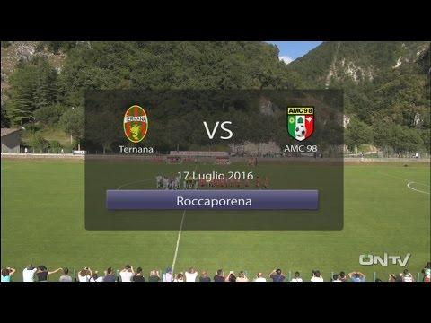 ONTV: TERNANA – AMC98 Roccaporena – 1 TEMPO