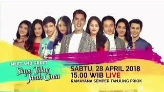 Formasi Baru, 'STJC' Verrell-Natasha Wilona Kembali Adakan Meet n Greet Tanjung Priok Jakarta
