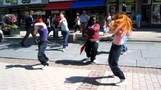 Candela Latino Dance School - Kouvola Music Street Fair - Hip Hop