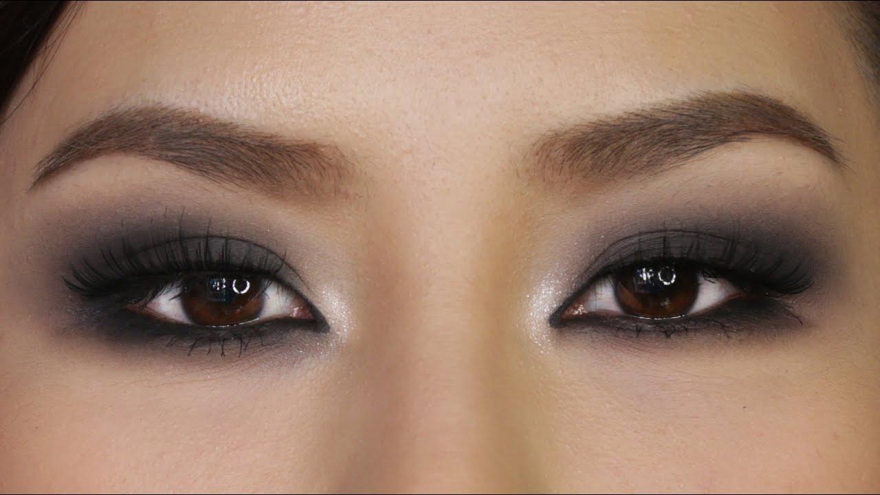 Classic Smokey Eye Makeup Tutorial You