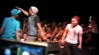 Seattle: Say Ahh Performance - JRAquino, D-Pryde, Lil Crazed, J.Reyez, Traphik