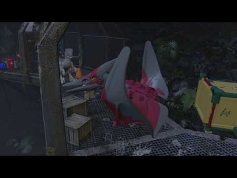 LEGO Jurassic World - part 20 - Klatka dla ptaków [END] from YouTube · Duration:  21 minutes 11 seconds