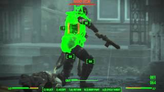 Fallout 4 Gameplay medium settings on FX 8350 and AMD Radeon 7870 2gb oc
