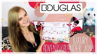 Douglas Luxury Adventskalender 2018 | Unboxing