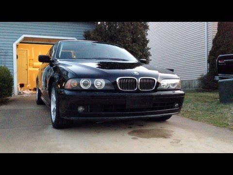 BMW Headlight Restoration DIY