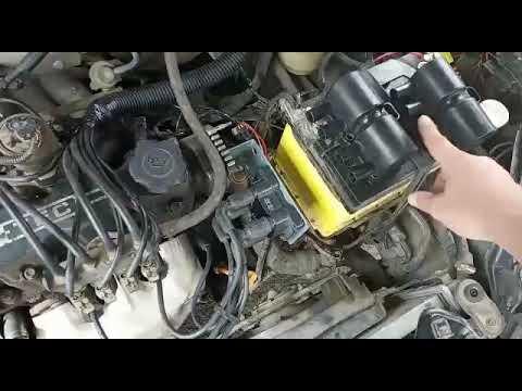 Chevrolet Lanos и модуль ваза!