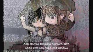 melody from kiroro-mirae original lirik by ahmad akhiri yusoff.