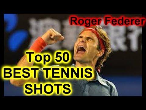 Roger Federer Top 50 Impossible Shots Best Points Ever 2017