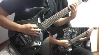 ヘドバンギャー!![Headbanger!!](BABYMETAL Guitar Cover) by Kote