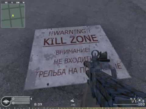 COD4 Mapping Manhattan Zone