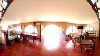 Bar Ristorante - Camping Panoramico Fiesole a Fiesole, Firenze, in Toscana - Video 360