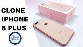 iphone 8 plus High Super Master copy  Bangla Unboxing! by Mobile Bazaar