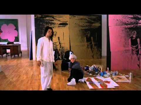 Basquiat - Forse non dovresti prendere le cose troppo sul serio
